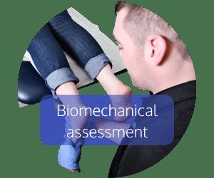circle biomechanical assessment